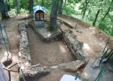 Заштитна археолошка истраживање цркве у засеоку Мираше- село Гокчаница (оп Краљево)