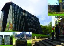Oтпочели конзерваторско рестаураторски радови у оквиру Спомен парка у Чачку и Спомен костурници у Прељини