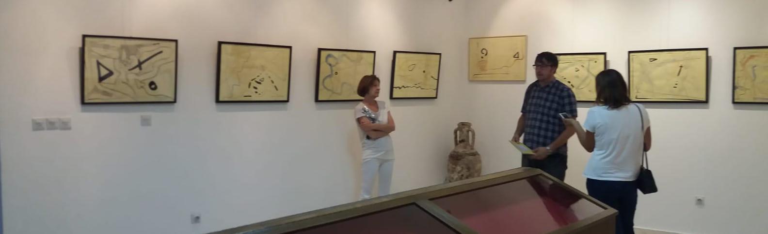 Отворена изложба Ивана Милуновића у Музеју града Пераста